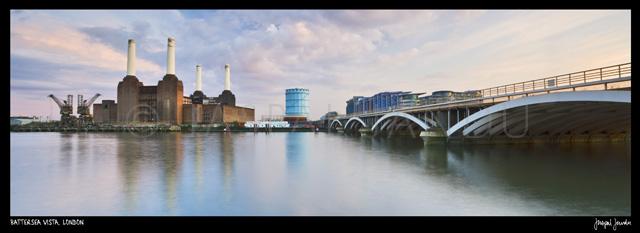 Battersea Vista, London