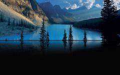 """MORRAINE LAKE""  ALBERTA, CANADA"