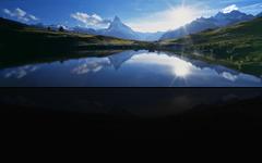 Matterhorn Reflection, Switzerland