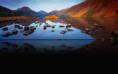 Wast Water, Lake District, England