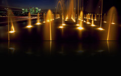 Fountains of Gold, London