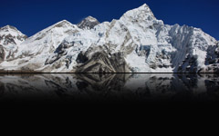 """MOTHER RANGE""  MOUNT EVEREST, NEPAL"