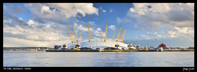 The Dome, Greenwich, London