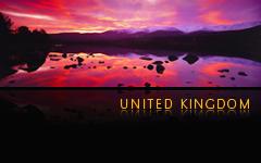 Scotland, Wales & Ireland