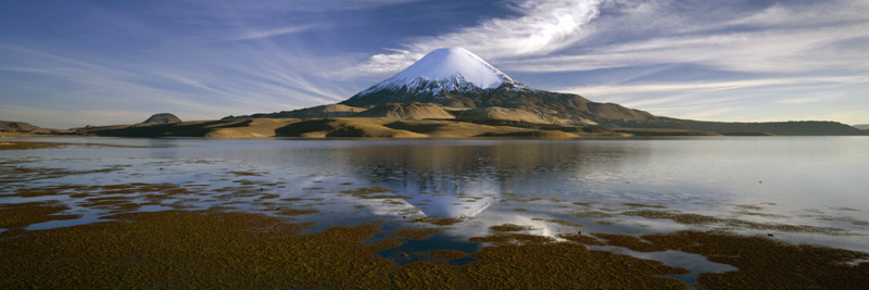 Mount Parinacota, Chile and Bolivia