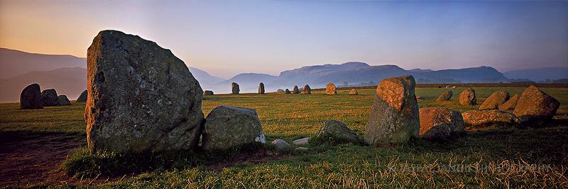 Castlerigg Stone Circle, England