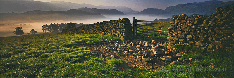 Stone Gate Hills, England