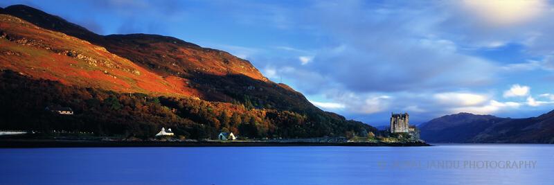 Eileen Doonan Castle, Scotland