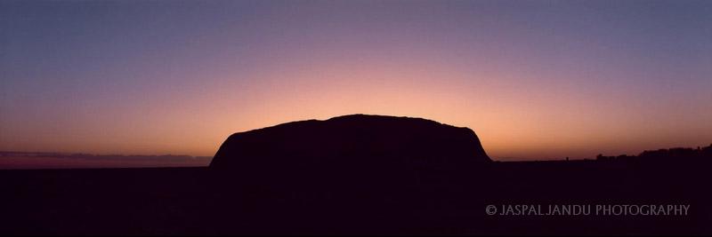 """THE PROMISE""  ULURU, AUSTRALIA"