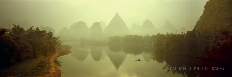 """CHINA DAWN""  YANGSHUO, CHINA"