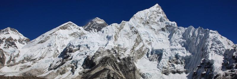 """MOTHER RANGE""  MOUNT EVEREST, NEPAL"