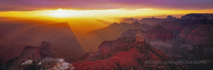 """""""CREATION""""  POINT IMPERIAL, GRAND CANYON, USA"""
